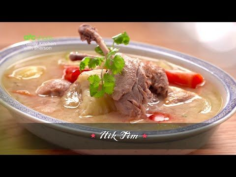 Oltre 25 fantastiche idee su asian food channel su pinterest itik tim family kitchen with sherson s2 asian food channel youtube forumfinder Gallery
