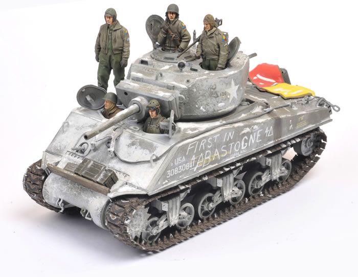Tasca 1/35 M4A3E2 Sherman Jumbo by Brett Green