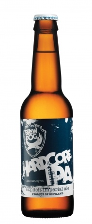 Hardcore IPA from BrewDog Scotland, a must for the craft beer enthusiast