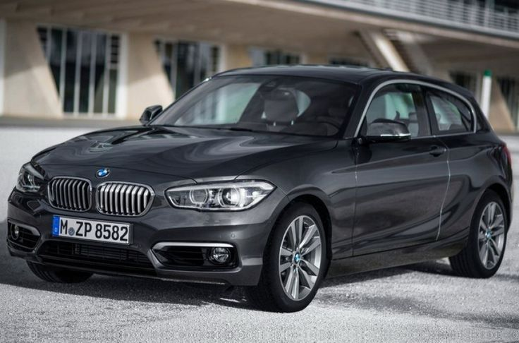 Пятидверка BMW 1-серии