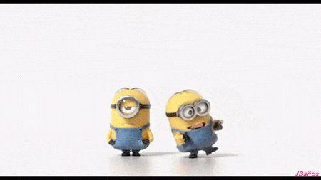 Los Minions mas revoltoso ♥ ☺