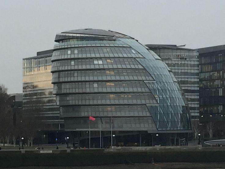 City Hall is een bouwwerk in Londen dat als hoofdkwartier dient van de Greater London Authority (GLA), bestaande uit de burgemeester van Londen en de London Assembly. Het gebouw staat in Southwark, op de zuidoever van de Theems, bij de Tower Bridge. Het werd ontworpen door Norman Foster en opende in juli 2002.