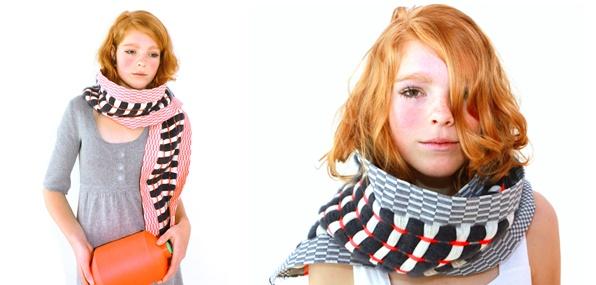 Renee Mennen & Stefanie van Keijsteren zijn in 2008 afgestudeerd aan de kunstacademie St. Joost te Breda, afstudeerrichting product ontwerp. Na hun afstuderen zijn ze samen verder gegaan onder de naam rENs. Als ontwerpers voelen ze zich niet beperkt om alleen in een bepaalde richting te ontwerpen, ze willen zichzelf juist verbreden en alles zien als een uitdaging.   Andere kijk op een dagelijks gebruikt product, de theedoek of toch de sjawl. Ik wil hem heel graag hebben.