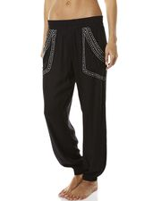 TIGERLILY SOMME BEACH PANT - BLACK on http://www.surfstitch.com