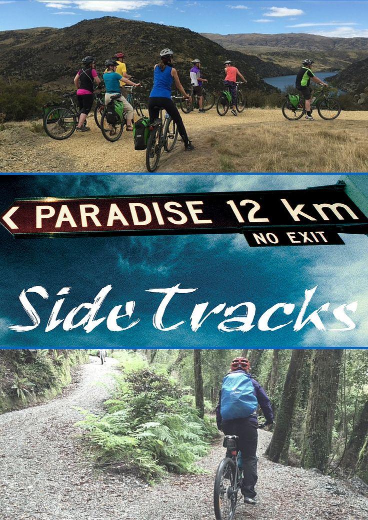 Unvergessliche Radreise über die Südinsel Neuseelands. Noch freie Plätze im Januar und März 2017.