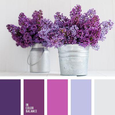 burdeos, color lavanda, color lila, color malva, color plata, de color malva, de color plata, elección del color, gris, morado, paleta de colores para interiores, selección de colores suaves, tonos lilas, tonos malva, violeta claro.