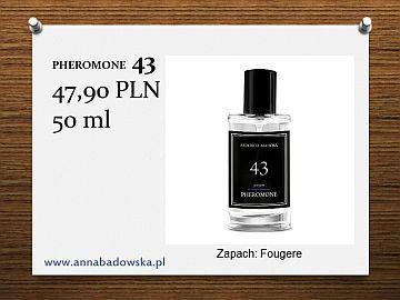 PHEROMONE 43 Sportowe fougere