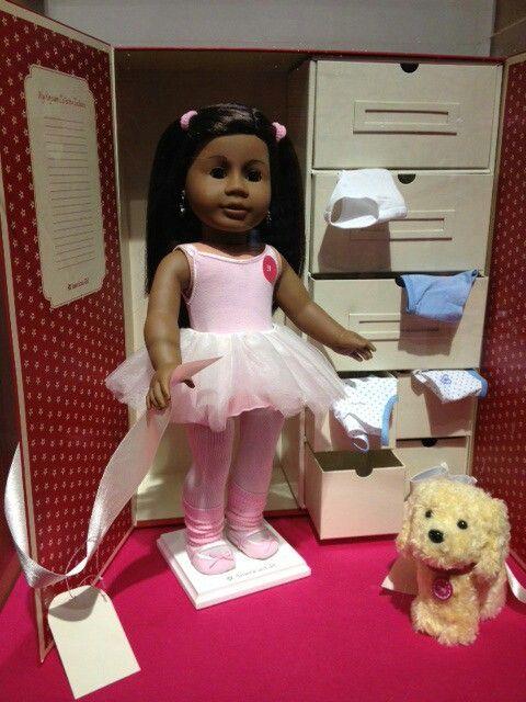 American Girl Doll Storage Box 50.00