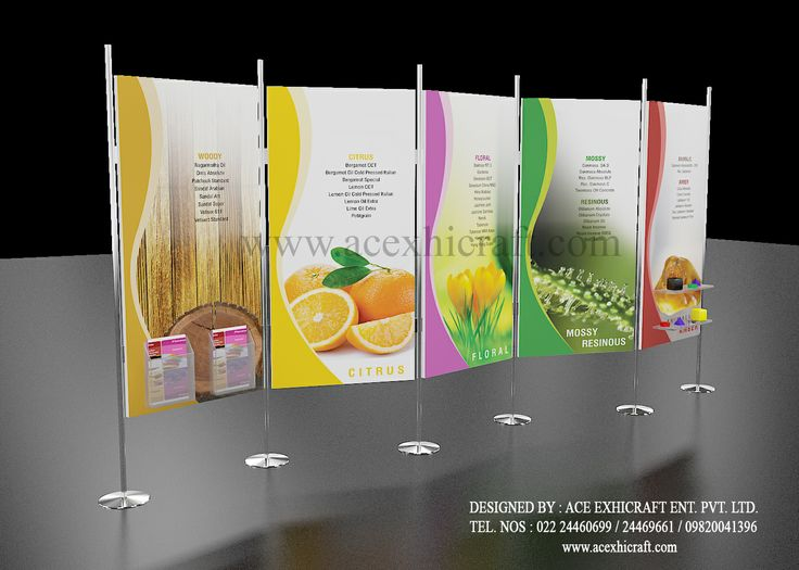 Display Boards for Exhibitions & Events.  Put up an Impressive Display within no time. ( Modular Displays )