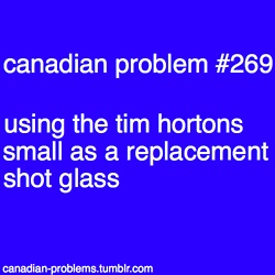 Canadian Problem - (now xs) this made me lol