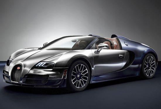 """Bugatti Veyron """"Les Légendes de Bugatti - Ettore Bugatti"""""""