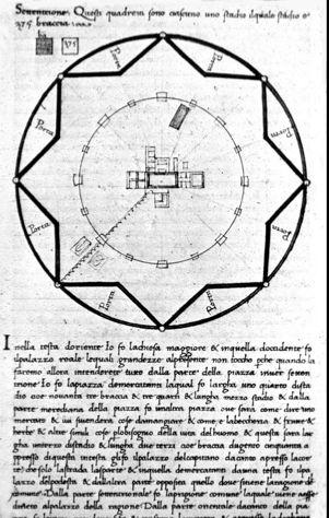 Antonio Filarete: la città di Sforzinda