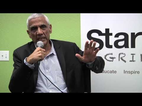 Vinod Khosla (Khosla Ventures) at Startup Grind Silicon Valley | Intervu.us