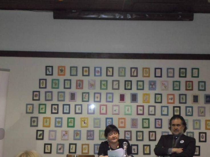 CON JUAN CARLOS BARROUX EN CONCEPCION-CHILE