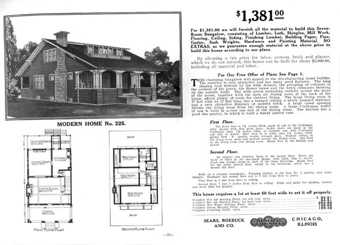 Find Old House Plans Here Historic Bungalows More