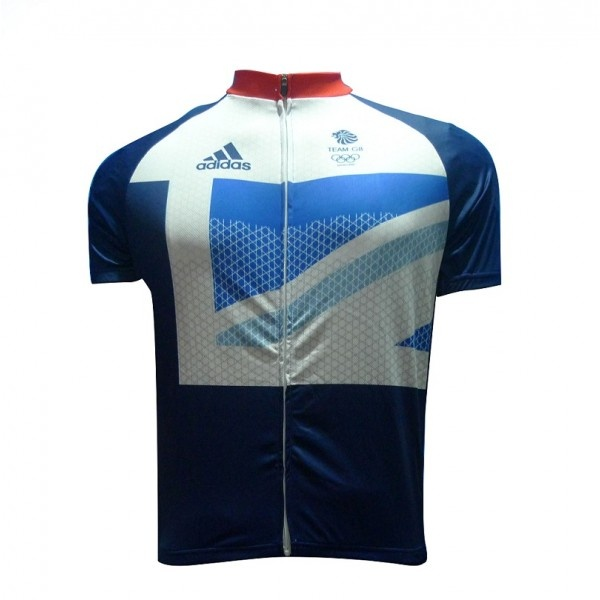 London 2012 Olympics Team Great Britain GB Cycling Jersey