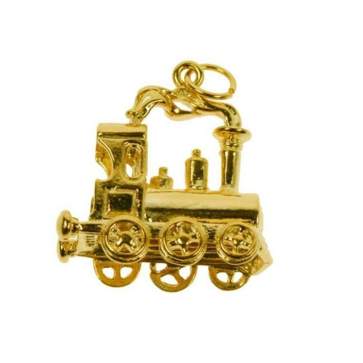 Steam Train Charm - chtr-cgchs276