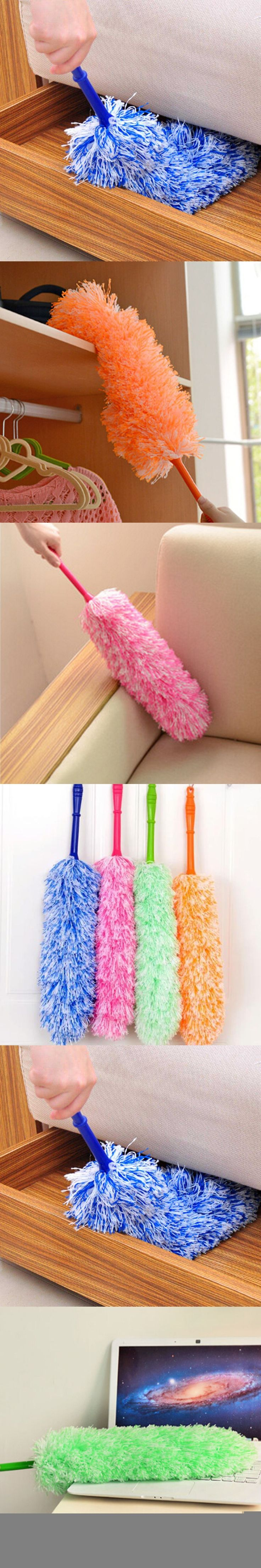 New  Soft  Microfiber cleaning dusters ultrafine fiber household cleaning car Dust duster feather brush