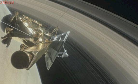 Gravados pela sonda Cassini: Cientistas ficam perplexos com sons entre os anéis de Saturno