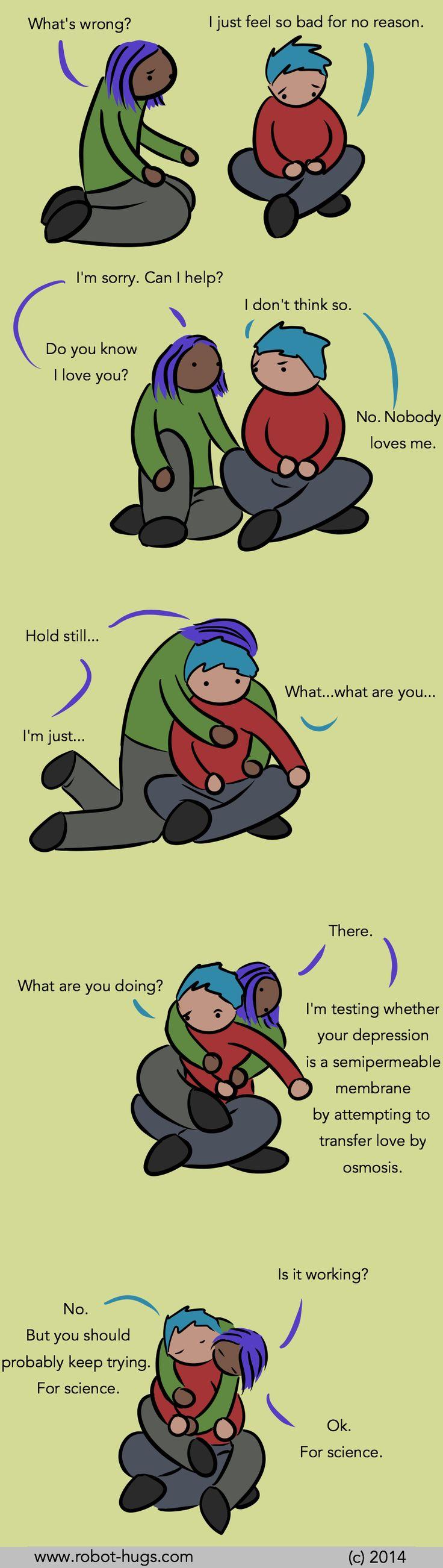 Robot Hugs: For Science (http://www.robot-hugs.com/for-science/)