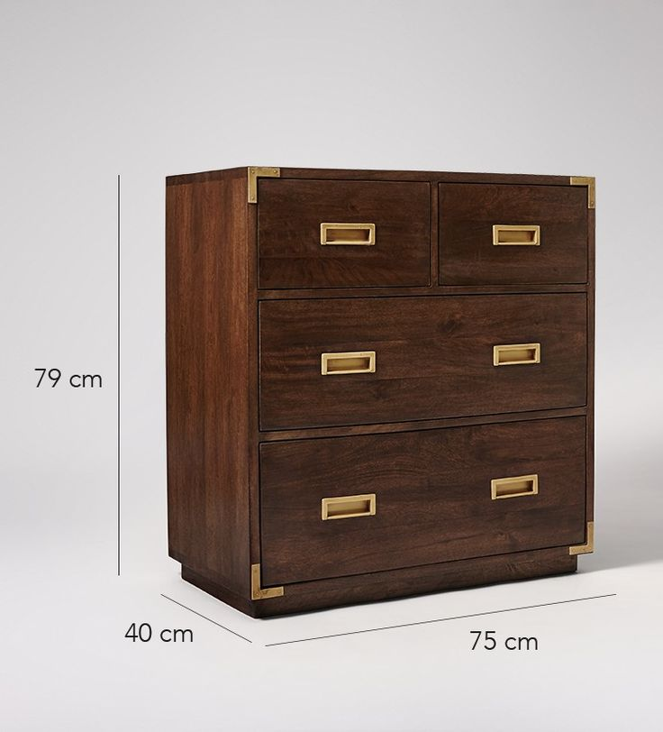 Raleigh Chest Of Drawers | Swoon Editions