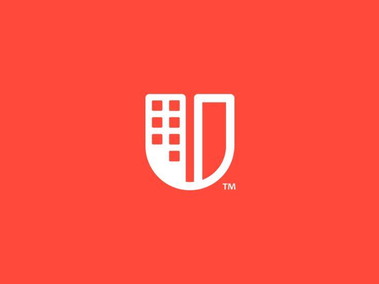 U Building  by Yossi Belkin #Design Popular #Dribbble #shots