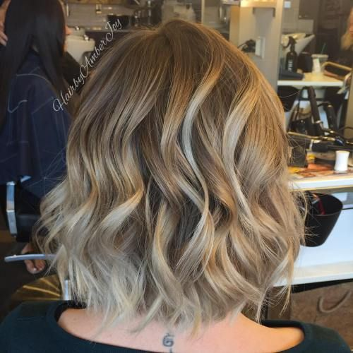 134 Best Images About Haircuts On Pinterest Messy Bob