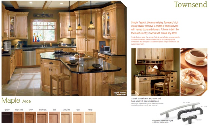 25 best ideas about american woodmark cabinets on - Kitchen cabinets design catalog pdf ...