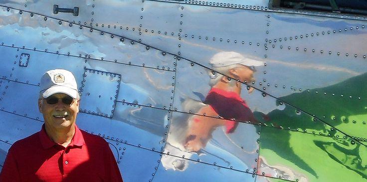 Air show 2016 weird reflections