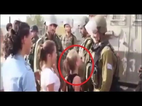 Israel Palestine War Video : Hit The Israeli Army The Palestinian Girl P...  #israel-is-a-war-criminal #savegaza #freepalestine #freegaza #prayforgaza #prayforpalestine
