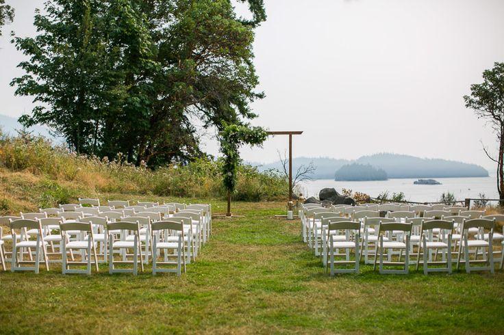 Pacific Northwest Wedding | Woodstock Farm | Bellingham Washington | Ocean Wedding