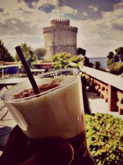 Coffee in Thessaloniki