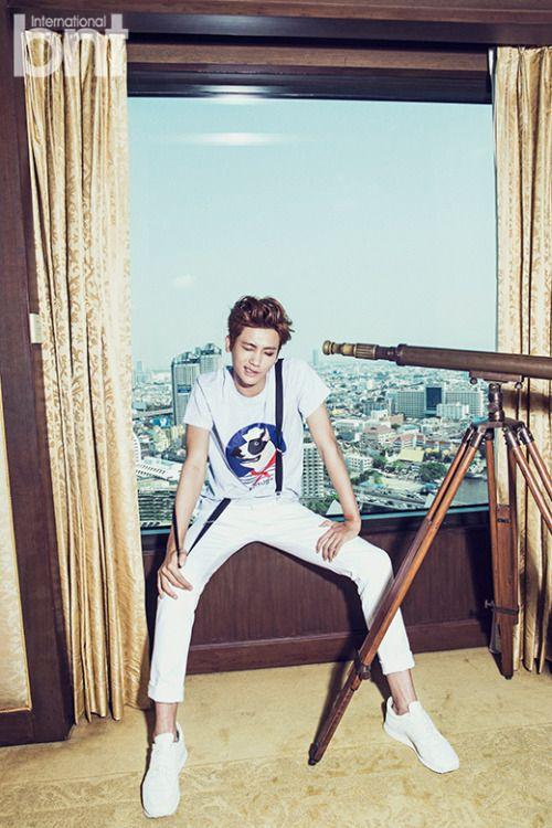 Hyungsik (ZE:A) - BNT International May '15