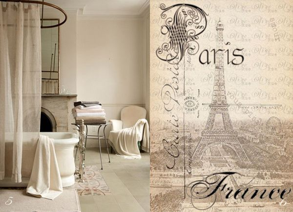 Best 25 parisian bathroom ideas on pinterest eclectic for Parisian bathroom ideas