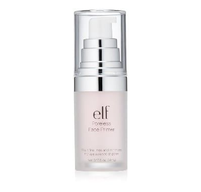 E. L. F. Primer that shrinks and disappears large pores! Hallajuah!