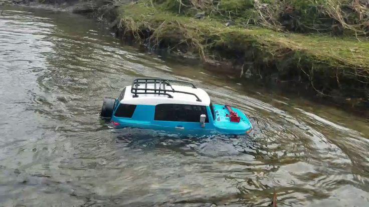 Trx4 * Ascender * Rc4wd * HPI * Scx10 Scale River Trailing