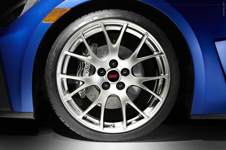 2015 Subaru BRZ STI Performance Concept  #Concept #Segment_S #New_York_Auto_Show_2015 #Subaru_BRZ #2015MY #Japanese_brands #Subaru #Subaru_BRZ_STI_Performance #Serial #BBS #STI