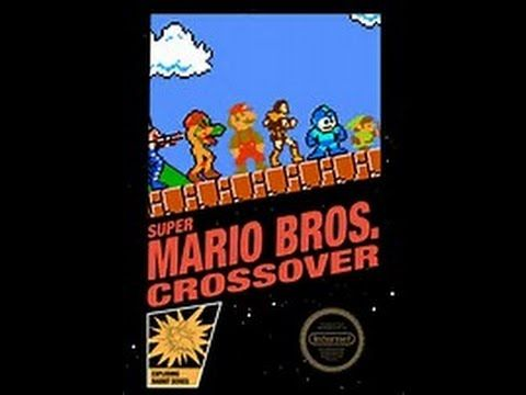 Pablo Plays - Super Mario Bros Crossover (PC) - MORE TRIBUTES THAN YOU R...
