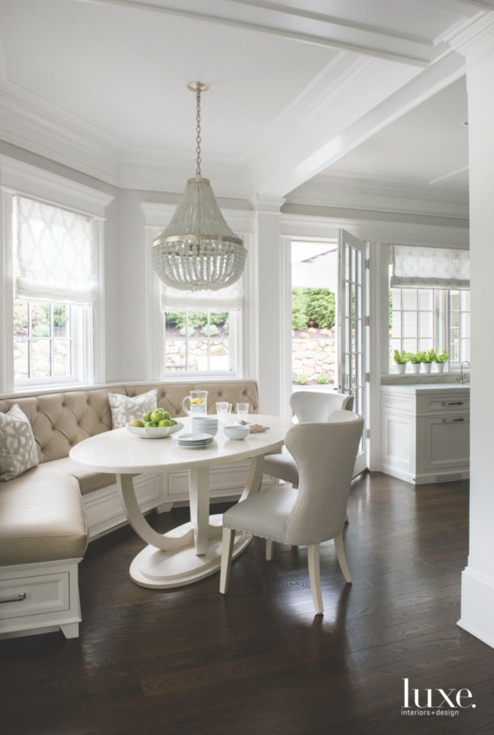 These nooks are perfectly designed with memorable flair and cozy comfort.
