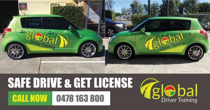 Global Driver Training have qualified instructors who offer excellent auto and manual driving lessons in Brisbane. #DrivingSchool #DrivingLessons #CarDriverTraining