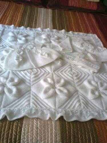 4leaf Baby blanket