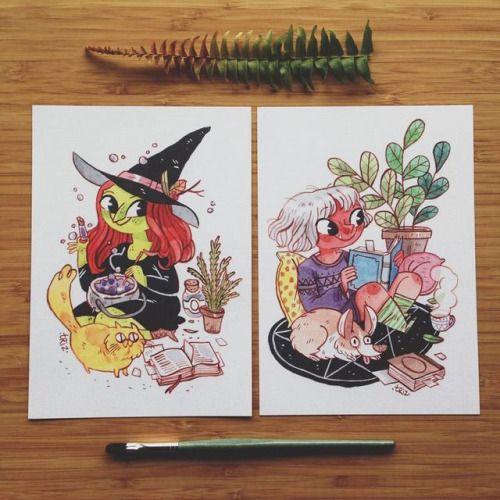 Bea Tormo / Illustration. Cómics. Chips. / Comissions