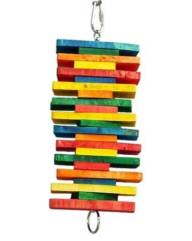 Fun-Max Accordion Parrot Toy