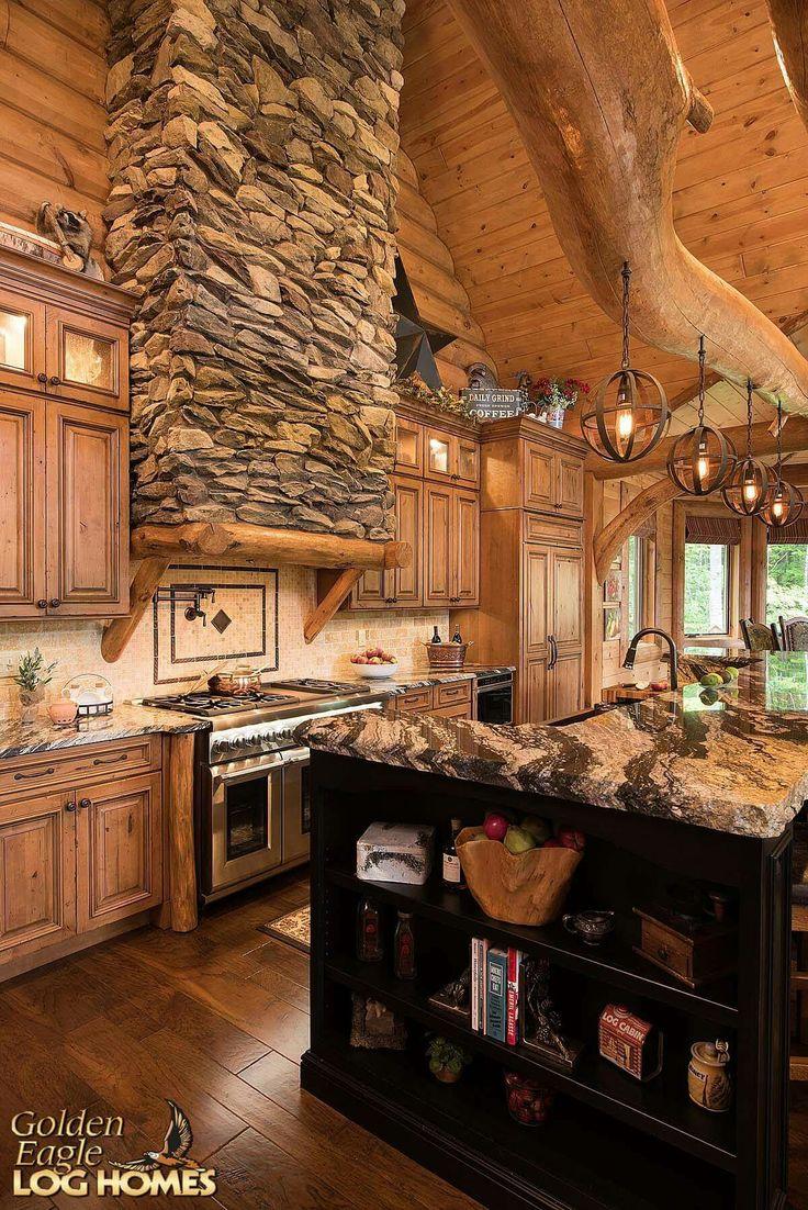 103 besten log cabins Bilder auf Pinterest | Holzhütten, Blockhäuser ...