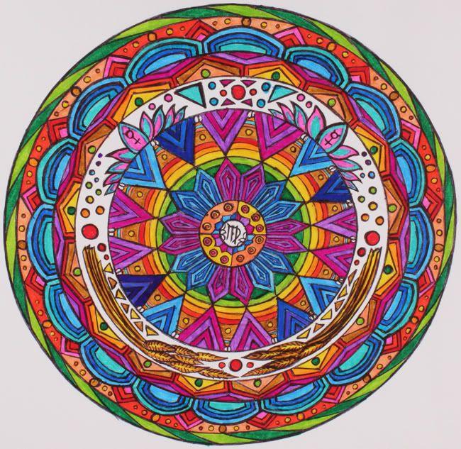 65 Best Mandala Images On Pinterest
