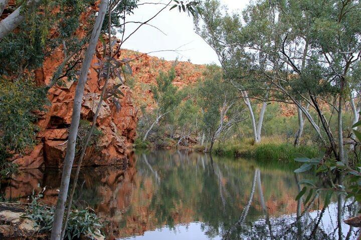 Rudall river NP Western Australia by Amanda Paul