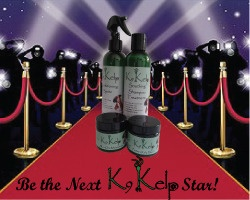 I just entered the Become the next K9 Kelp Star! contest from K9 Kelp.