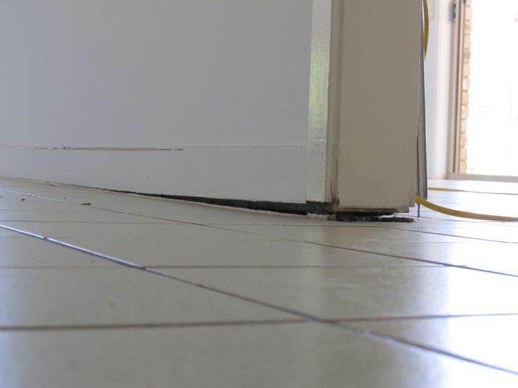 Gap under wall https://www.cornellengineers.com.au