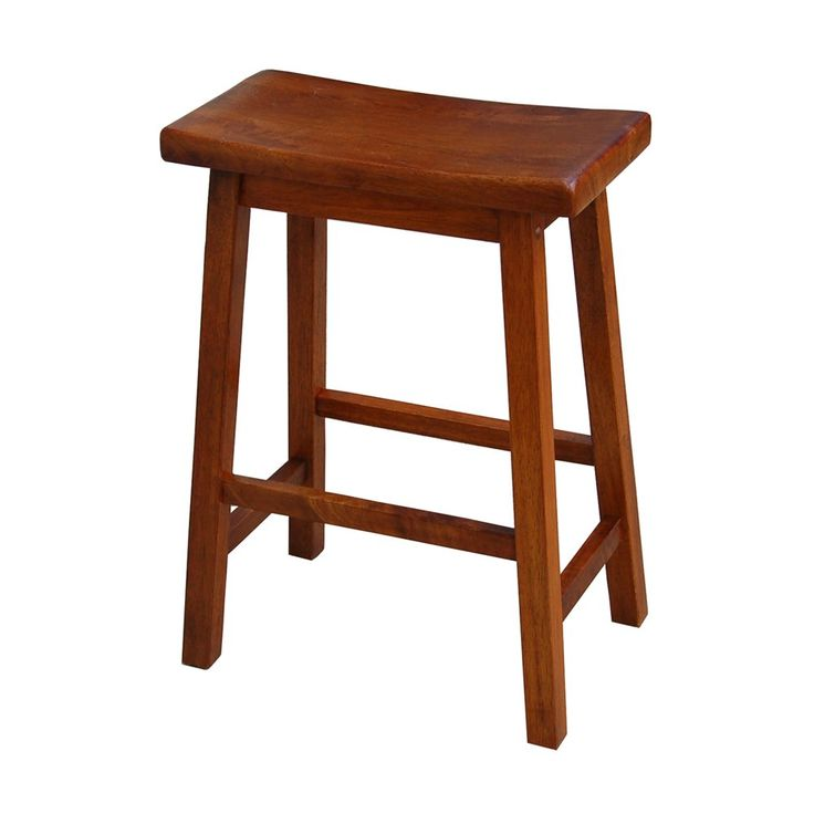 Tms Furniture 10030che Arizona Saddle Stool Atg Stores Home