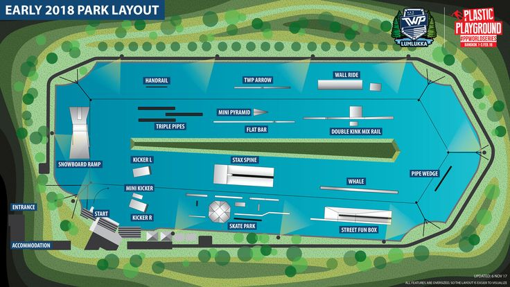 Register for the Thai Wake Park Plastic Playground Lumlukka